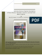 Factors Influencing Venture Capital Availability in Rural4382