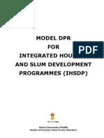 Model Dpr Ihsdp
