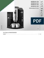 Jura Imp E40 Manual