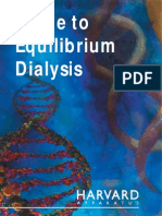 Equillibrium dialysis Manual.pdf
