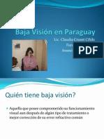 Baja Visión en Paraguay