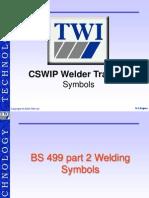 Welding Symbol