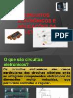 Circuitos Eletricos e Aplicacoes Da Eletronica