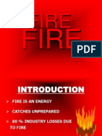 Fire Training Presentation