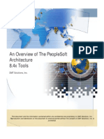 Peoplesoft Architecture