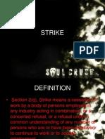 Strike Horrer