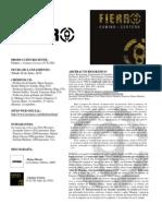 Fierro - Prensa [2012.03] Folleto (ESP)