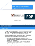 A First Course in Digital Communications 2