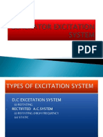 Generator Excation System
