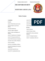 PMS CBL 2011 Revision Fouth Revision