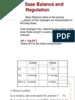 Acid -Base Balance Tambahan