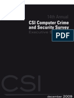 CSISurvey2009[2]