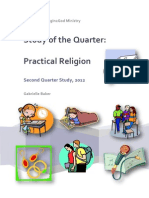 Study of the Quarter -- Practical Religion (2nd, 2012)