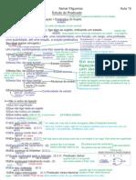 LPortuguesa - Itamar F. - Aula 15 - 29MAR2012 - Estudo Do Predicado