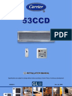 Carrier 53ccd Installation Manual