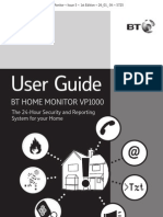 BT Home Monitor