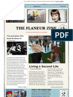 The Flaneur Art Zine May Issue