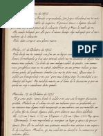 Diario de Thomas Fell (p. 01)