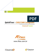Cimatron E QuickTour Tutorial Pt_br