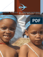 Kuru Annual Report 2010