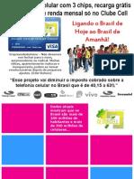 ClubeCell-Clube do Celular Pre-Pago do Brasil