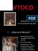 Barroco Ppt