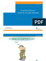 1 Lead Free Wave's Issue & Troubleshooting 312007