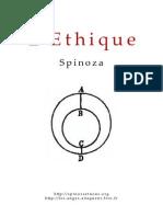 Spinoza, Ethique - David Bosman