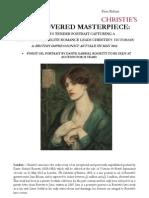 Victorian & British Impressionist Art - London, 31 May 2012