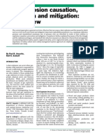 Dust Explosion Causation,Prevention and Mitigation,An Overview