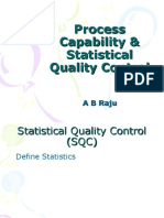 7. Process Capability & SQC