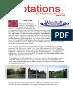 Bulletin 4.10.12