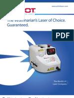 Pilot Laser Brochure