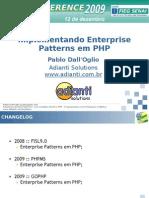 Patterns Phpgo Palestra