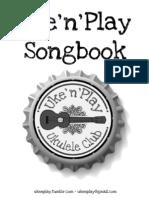 Uke'n'Play Songbook Maxi