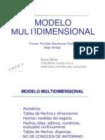Clase III - Modelo Multidimensional Parte I