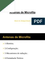 Antenas de Microfita