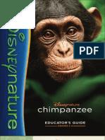 Disneynature's Chimpanzee Educator's Guide