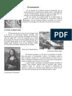 El Renacimiento (1300-1500)