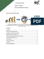 WEB - Estruturas de Organização de Informação