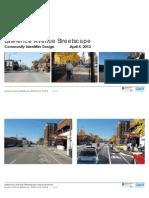 LawrenceStreetscape Gateway Element Presentation