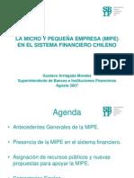 Informacion MIPE Chile