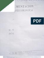 SABOR -- Documentacion Bibliotecologica -- UNS
