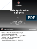 Session 1 Web Application Security