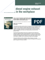 Control Diesel Exhaust