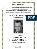 Alekhine Em Lisboa