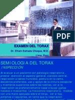 Examen Del Torax