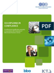 Ica Diploma Compliance Flyer