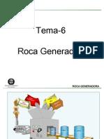 6.- Roca Generadora