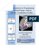 An Introduction to Programming for Medical Image Analysis With the Visualization Toolkit Version 2 (Updated for VTK 5.2)